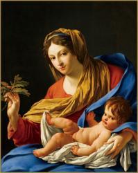 エスランの聖母~シモン ヴーエ