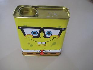ボブのキャンデイ箱