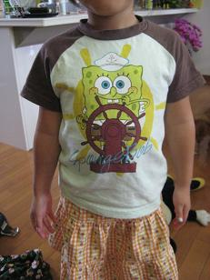 ボブのシャツ