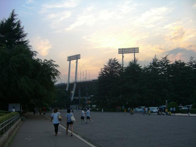 国立競技場外観