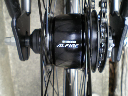 Shimano Alfine SG-S500L