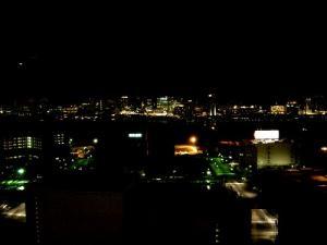 26階からの夜景!