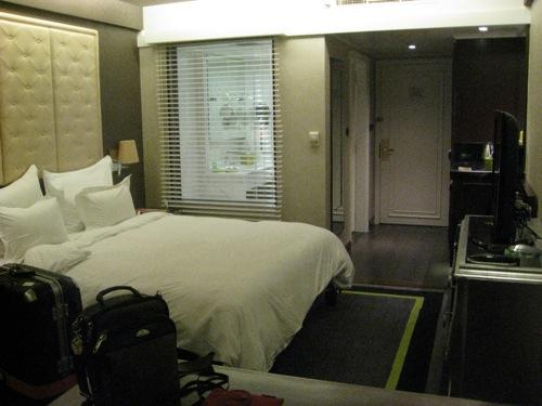 ハノイホテル部屋