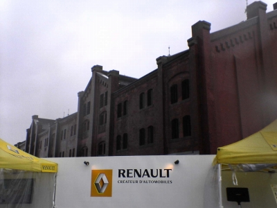 Renault in Yokohama