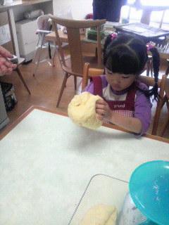 パン作り①