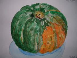 081114坊ちゃんかぼちゃ 001
