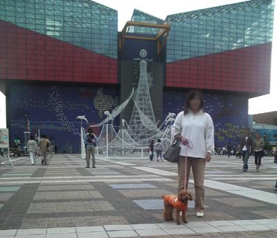 海遊館前①