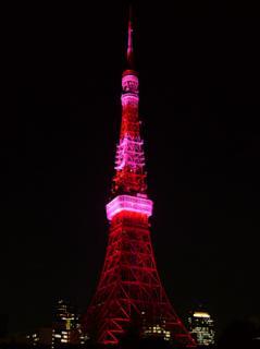 桃色東京タワー