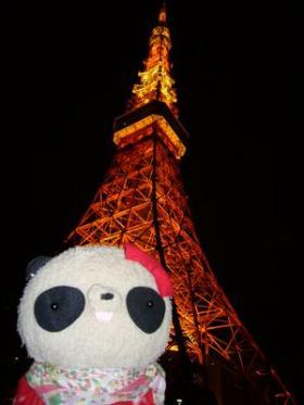 東京タワーとB氏