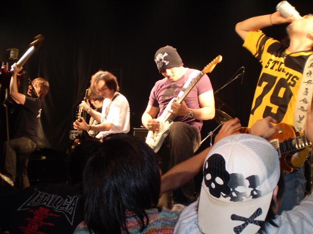 2008.5.5 鋼鉄at hirosaki