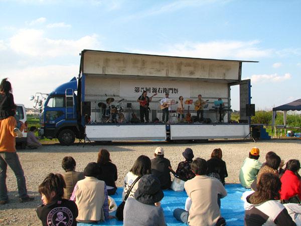 BAKUJIN・源右衛門祭り