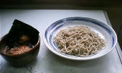 親子つけ麺