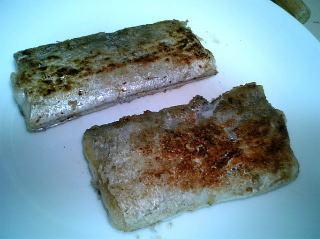 タチウオ料理2