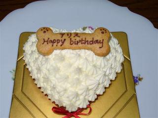 アリスちゃんのケーキ