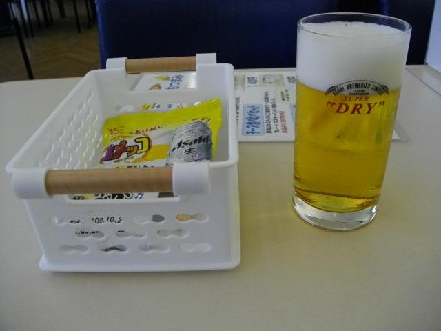 アサヒビール吹田工場5
