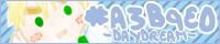 #A3B9E0 -DAYDREAM- _banner 200*40