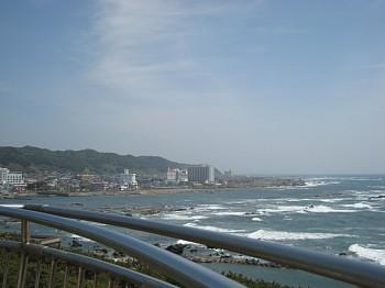 野島崎灯台からの眺め2