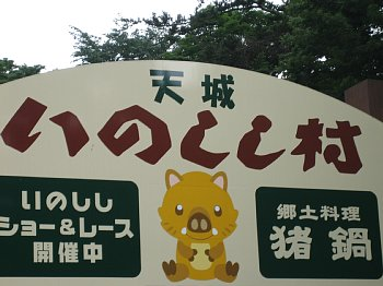 いのしし村