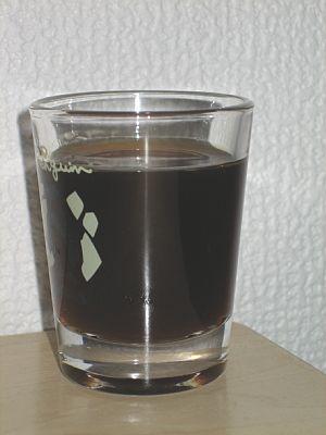 自家製黒糖梅酒