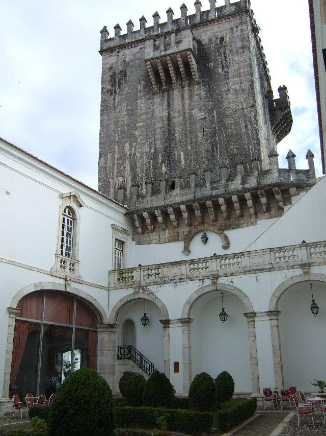 378Estremoz Castelo Tower