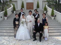 daisuke結婚式