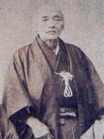 嶋田魁晩年の写真