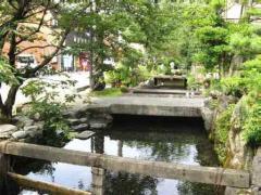 醒ヶ井地蔵川2