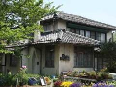 本陣跡に建つ寺村邸