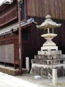 愛知川宿高札場跡