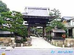高宮宿円照寺