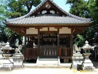 武佐神社・高札場跡