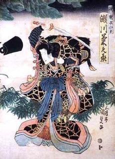 瀬川菊之丞絵姿2