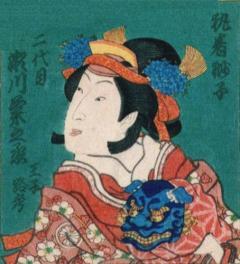 二代目瀬川菊之丞
