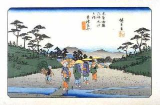 68-木曽街道草津追分