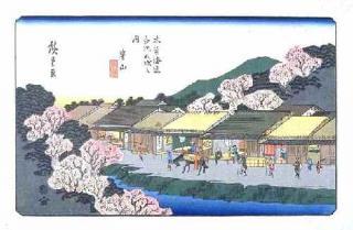 67-木曽街道守山