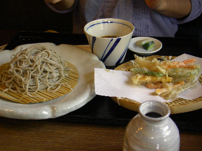 そば to すば 蕎麦1