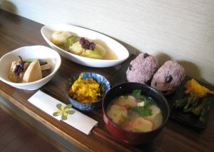 2008春お昼ご飯
