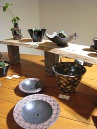 ガルボ 植木鉢