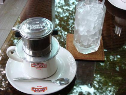 ベトナムアイスコーヒー