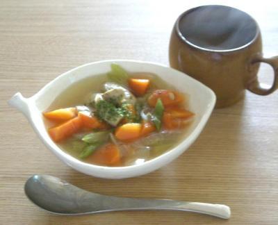 モーニングスープ 2008.11.13
