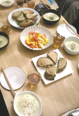 お食事会 2008.12.10