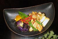 秋野菜のマリネ2