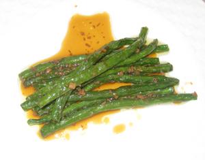 いんげんサラダ