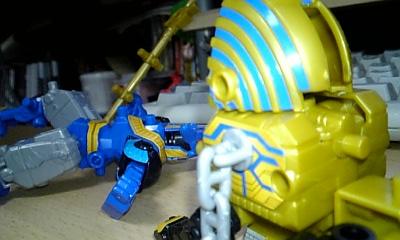 五神獣-スフィンクスの助力