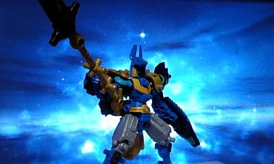 五神獣-ユニゾン・アヌビス+セベク