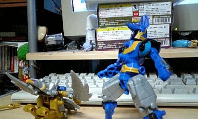 五神獣-ラーとの共闘