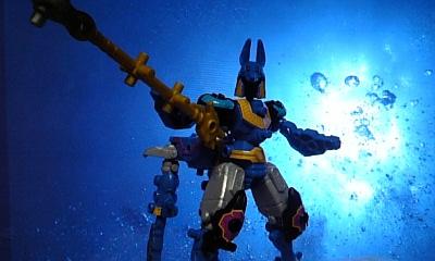 五神獣-ユニゾン・アヌビス+スコーピオン