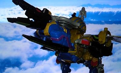 五神獣-モンスターモード(アナザー2)