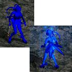 あ…青いw
