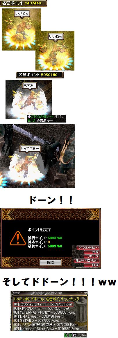 PV3.26新記録!